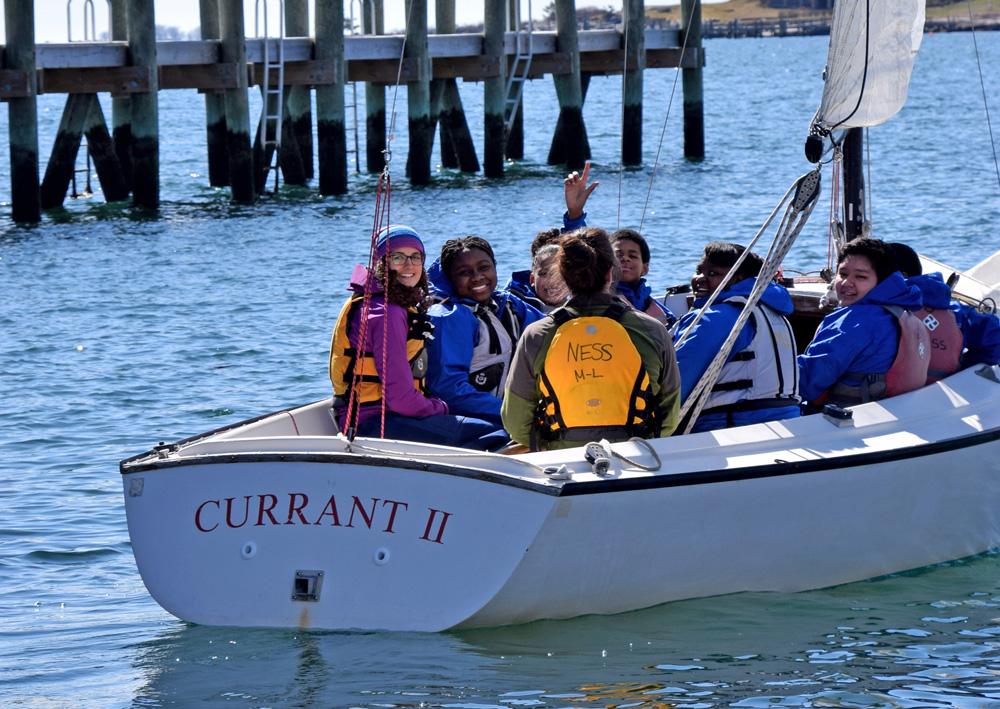 Sailing Instructor Job at NESS