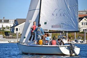 Learn to Sail with NESS - Adult and Family Programs