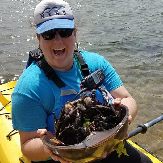 Erin Christiansen - Manager, NESS SEA AmeriCorps Program