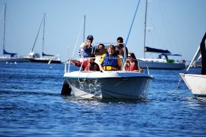 powerboat class