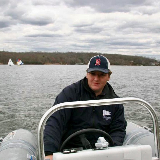 Chris Baker - NESS Assistant Director, Sailing