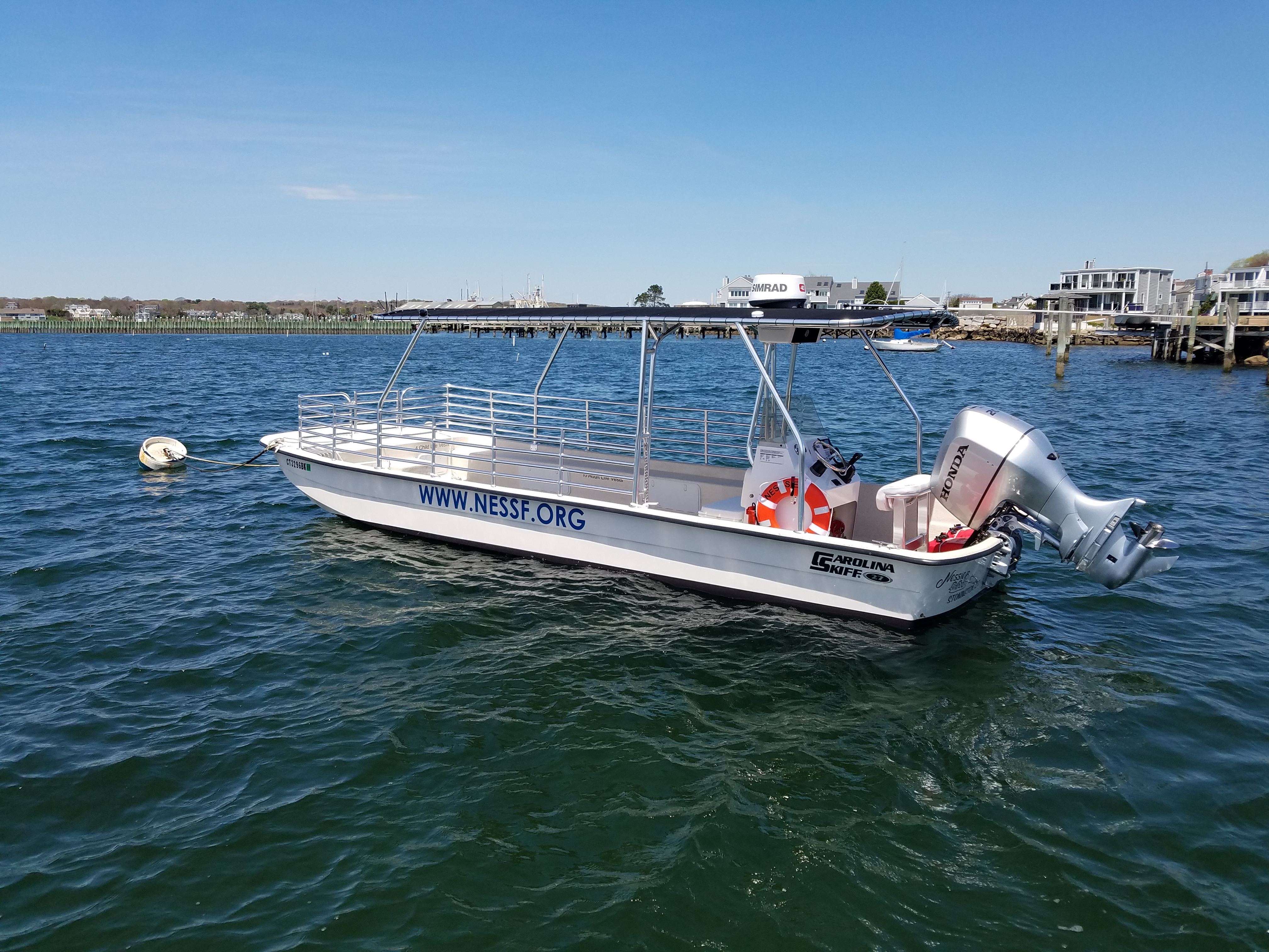 NESS Boat Tours