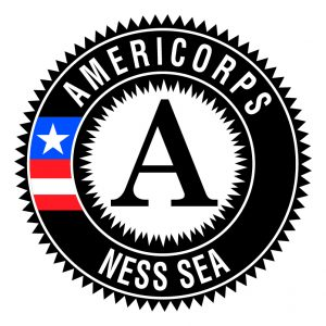 Americorps - NESS Sea Logo