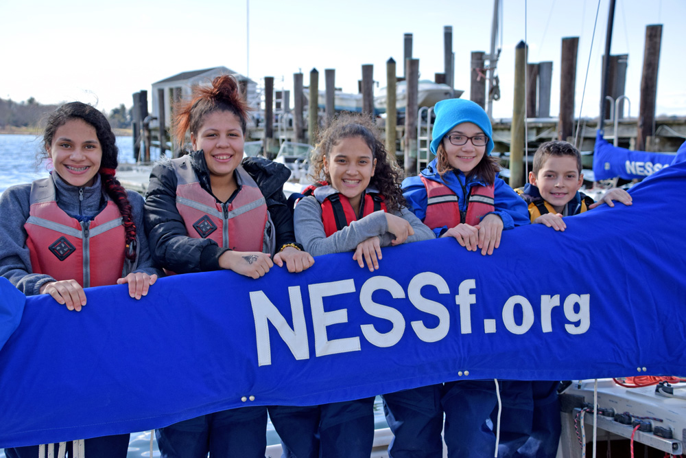 Image result for ne science and sailing foundation