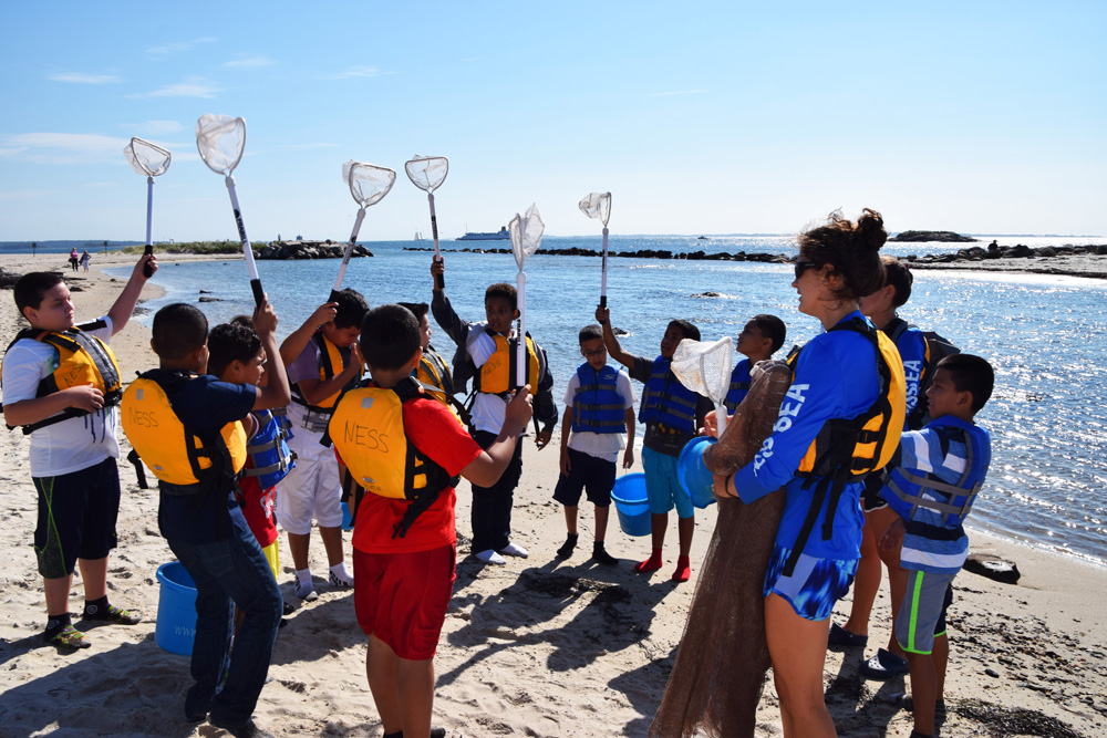 Educational Programs at New England Science and Sailing