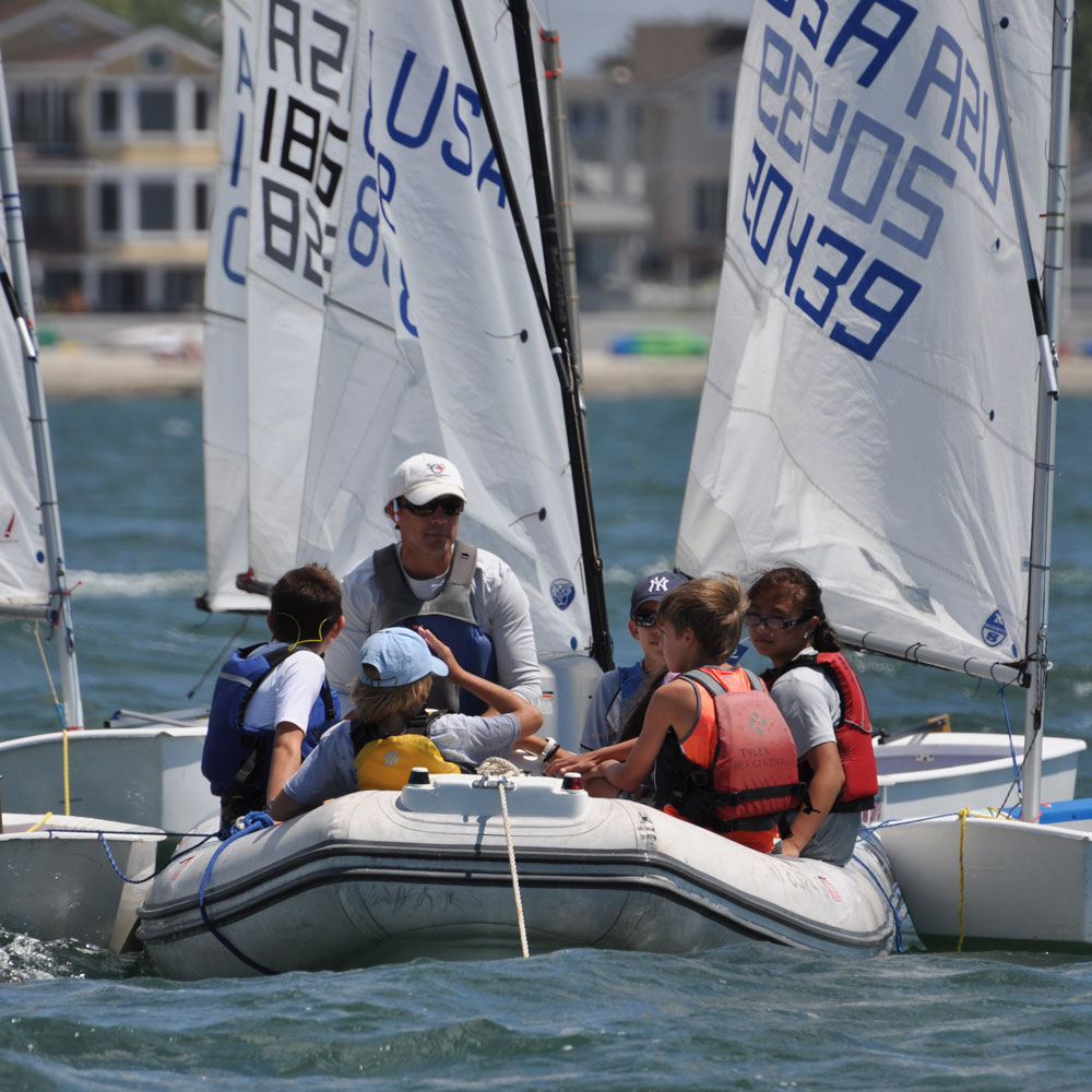 Mark Zagol - NESS Director, Sailing Programs