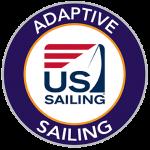 us sailing adaptive sailing logo