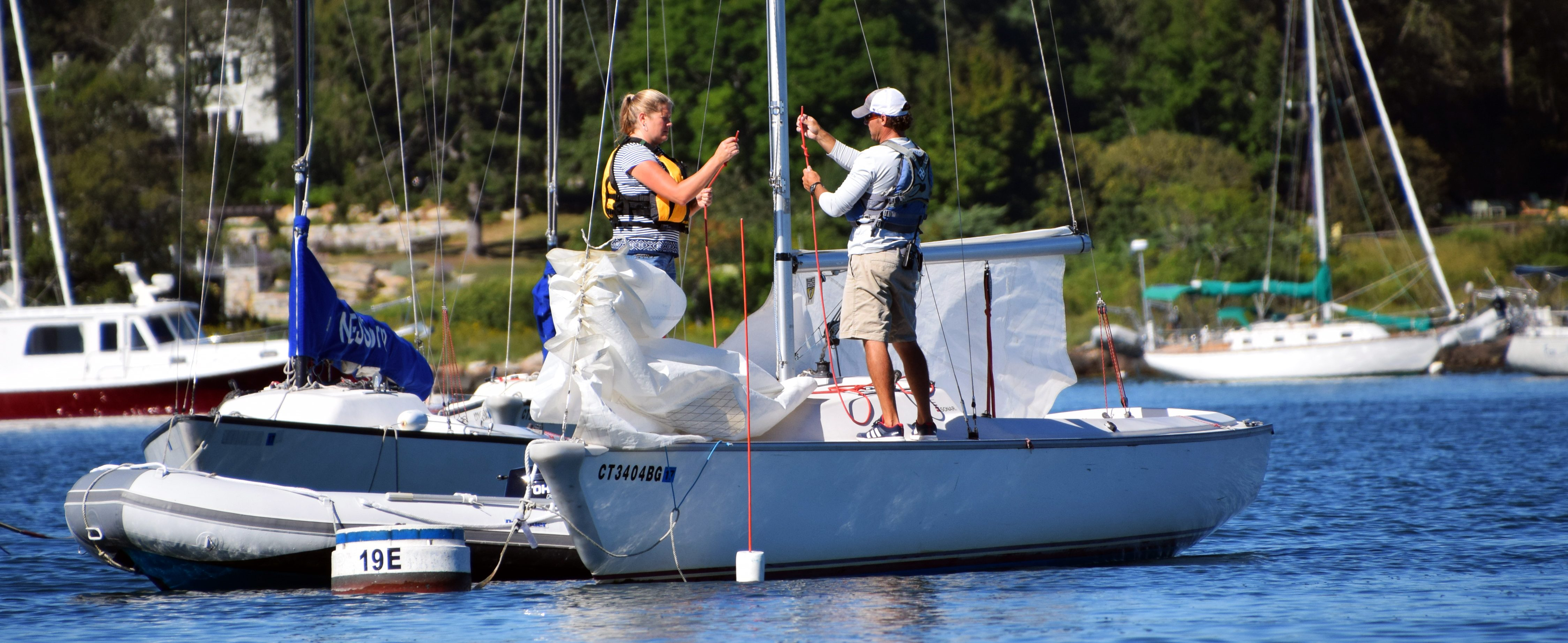 NESS Private Sailing Lessons